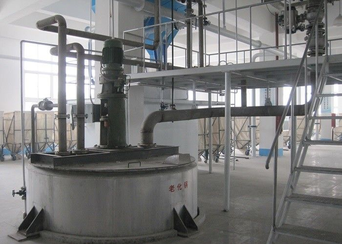 Standard Detergent Powder Plant Machinery Magnetic Filter Slurry Preparator