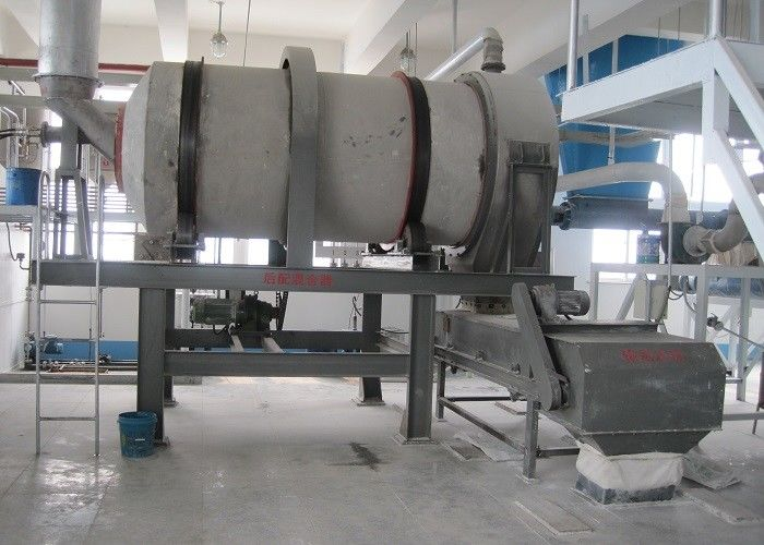 Chemical Washing Powder Post Blending Making Machine ISO9001 Certification